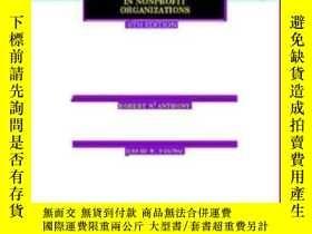 二手書博民逛書店Management罕見Control In Nonprofit Organizations-非營利組織的管理控制