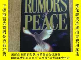 二手書博民逛書店RUMORS罕見PEACEY273401 出版2000