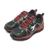 LIKA夢 DIADORA 迪亞多那 抗水2E寬楦戶外郊山越野慢跑鞋 TRAIL系列 黑紅 5732 男