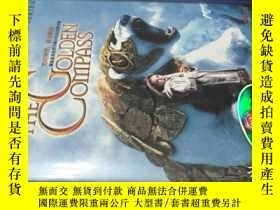 二手書博民逛書店THE罕見GOLDEN COMPASS DVDY20113 Ph