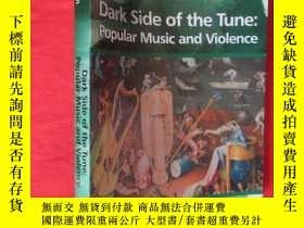 二手書博民逛書店Dark罕見Side of the Tune: Popular