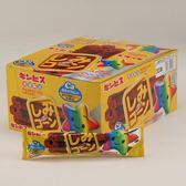 日本Ginbis 星星巧克力棒 巧克力棒 玉米棒 點心棒 金必氏 米果 餅乾 日本代購 (呼呼熊)