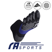 瑪榭 FootSpa止滑機能足弓五趾襪 (25~27cm) MS-21772