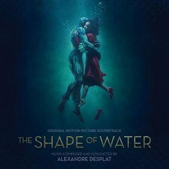 水底情深 電影原聲帶 CD THE SHAPE OF WATER : ORIGINAL MOTION PICTURE SOUNDTRACK 免運 (購潮8)