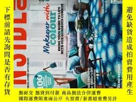 二手書博民逛書店INSIDE罕見OUT INSPIRING HOMES WITH HEART 04 2013家居家具飾品Y14