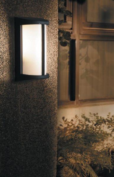 【燈王的店】LED 13W普蘭戶外壁燈 ☆ OD2282