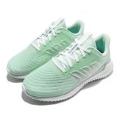 【六折特賣】adidas 慢跑鞋 Climacool 2.0 W 綠 白 透氣 運動鞋 女鞋【PUMP306】 B75845