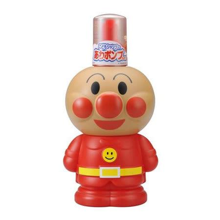 日本 BANDAI 麵包超人兒童泡沫洗髮精 250ml 泡泡洗髮幕斯 洗髮精 洗髮乳 兒童專用 不流淚 兒童 幼兒