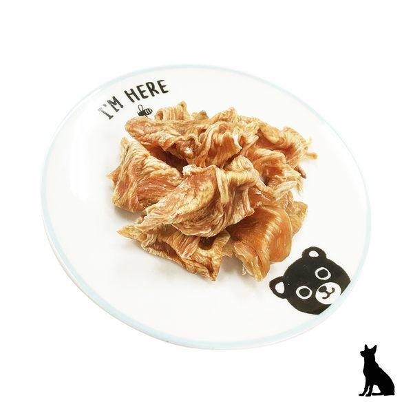 【膠原軟骨雞肉捲50g】毛孩鮮食館,鮮吃  (寵物零食 毛孩零食 無添加零食)