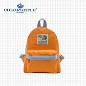 【COLORSMITH】CV.休閒後背包.CV1393-OR-XS