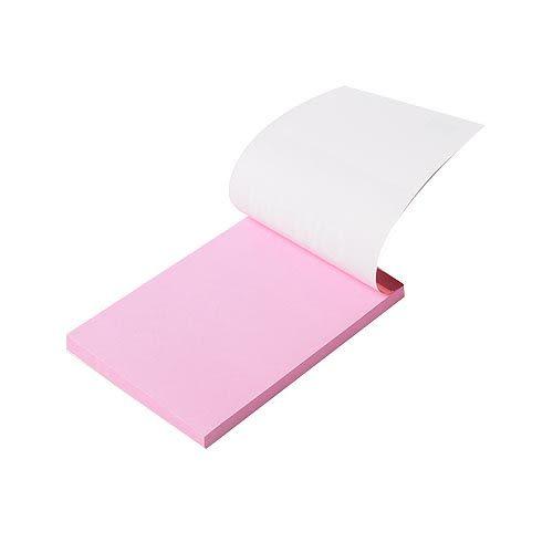 【九元生活百貨】72K粉紅便條紙 便條紙