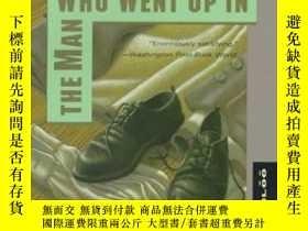 二手書博民逛書店The罕見Man Who Went Up In SmokeY256260 Maj Sjowall Vintag