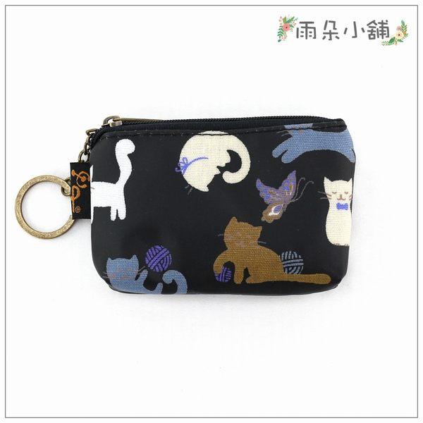 零錢包 包包 防水包 雨朵小舖M293-412 回家key-黑線球笑笑貓14227 funbaobao