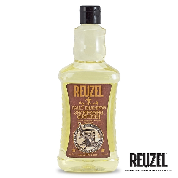 REUZEL Daily Shampoo 日常全身保濕髮浴 1000ml (原廠公司貨)【Emily 艾美麗】
