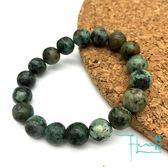 【Hera 赫拉】頂級溫潤柔和綠松石手珠(10mm)