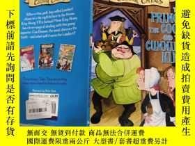 二手書博民逛書店The罕見Prince The Cook and The Cunning King :王子,廚師和狡猾的國王Y