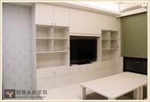 【系統家具】系統家具 系統收納櫃 系統櫃 系統純白風格收納和室