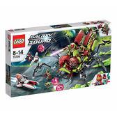 【LEGO 樂高積木】銀河爭奪戰系列 - 蜂房巨型爬蟲 LT-70708
