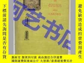 二手書博民逛書店1895年初版罕見Forty Years in China: Or China in Transition《晚清4