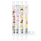迪士尼(櫻花系)自動中油筆 DFPEN39-3(款式隨機出貨)