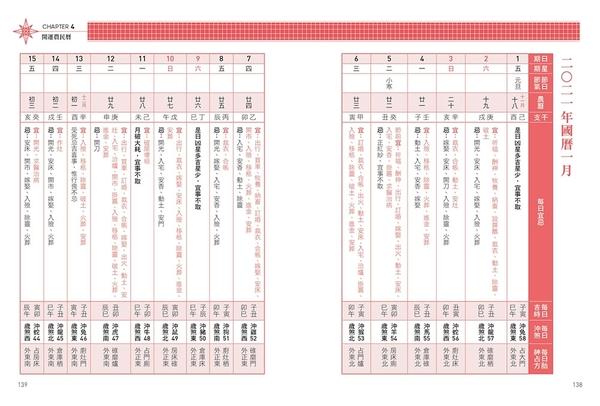 詹惟中2021開運農民曆