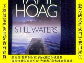 二手書博民逛書店英文版:TAMI罕見HOAG STILL WATERSY1842