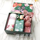 訂製            抖音小禮物伴娘伴手禮創意結婚回禮喜糖禮盒成品  蓓娜衣都