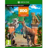 [哈GAME族]免運費 可刷卡●打造終極動物園●XBOX ONE 動物樂園 終極動物收藏輯HD 英文版