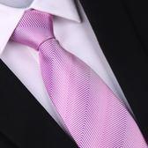 (百貨週年慶)正裝領帶獵尚結婚領帶桑蠶絲領帶男士商務正裝領帶  商務領帶 真絲領帶