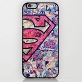 🍏 iPhoneXs/XsMax/XR 預購 蘋果全型號手機殼 [獨家不撞] 超人迷 硬殼軟邊