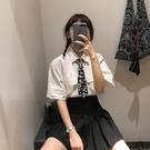 秒殺百摺裙韓版高腰女夏新款黑色a字裙學院...