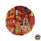 【收藏天地】台灣紀念品*神奇的陶瓷吸水杯墊-九份遊憩∕馬克杯 送禮 文創 風景 觀光  禮品