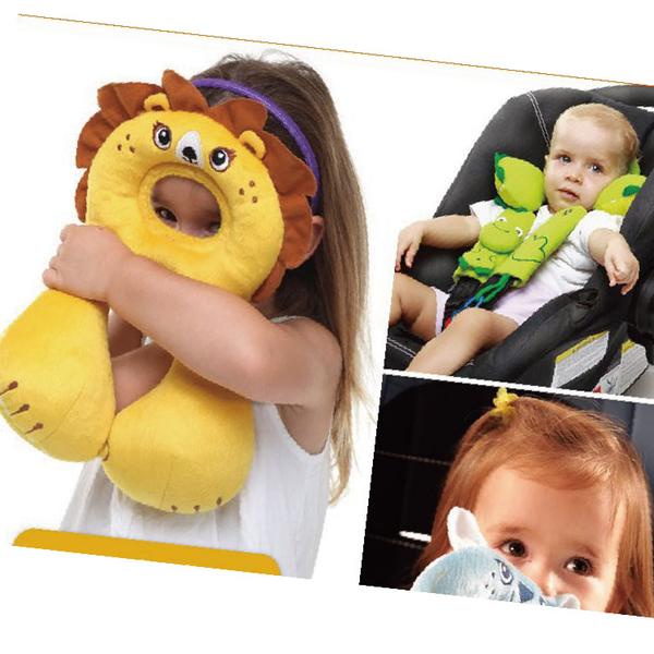 嬰兒 安全座椅 護頸枕 /寶寶 U型枕(1-4M) 嬰兒用品 外出用【JF0028】