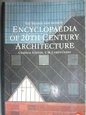 【書寶二手書T7/建築_GVT】The Thames and Hudson dictionary of 20th century architecture_LAMPUGNANI