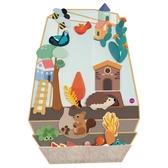 【新加坡Oribel-Vertiplay】創意壁貼玩具-The Enchanted Garden 夢幻花園 #OR817