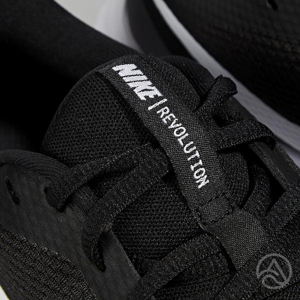Nike Revolution 5 女鞋 黑白 輕量 透氣 舒適 避震 慢跑鞋 BQ3207-002