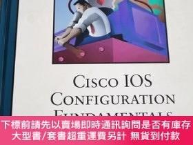 二手書博民逛書店CISCO罕見IOS CONFIGURATION FUNDAMENTALS(內有劃線)Y7987 Cisco