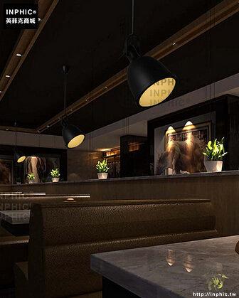 INPHIC- 美式工業餐廳創意可調節射燈個性吧台酒吧咖啡館服裝店吊燈_S197C