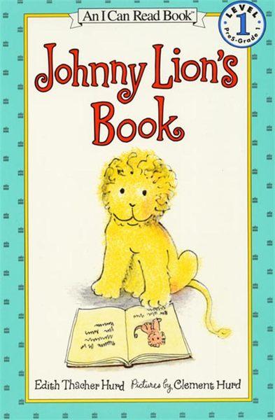 (二手書)An I Can Read Book Level 1: Johnny Lion's Book