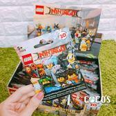 LEGO 樂高積木LEGO 71019 樂高旋風忍者電影樂高人偶包抽抽樂單包 出貨COCO
