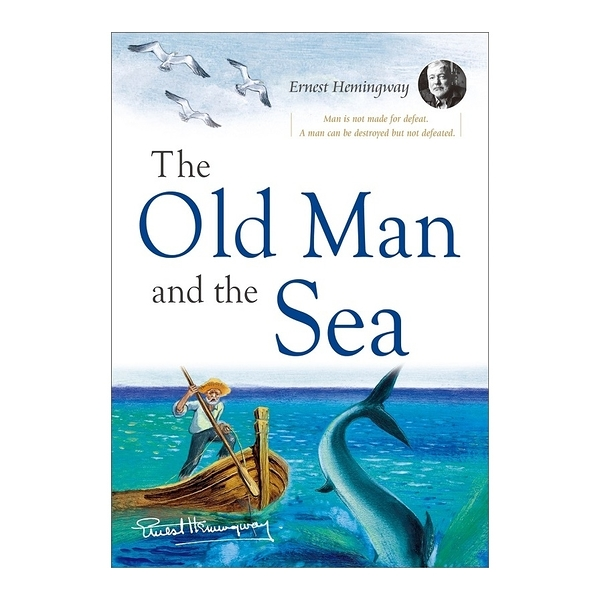 The Old Man and the Sea(原著彩色2版)(25K)