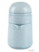 橙汁榨汁機手動簡易迷你榨汁杯家用水果小型炸果汁石榴橙子檸檬器 艾維朵 免運