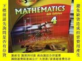 二手書博民逛書店New罕見Syllabus Mathematics, Level