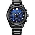 CITIZEN 星辰 光動能計時腕錶 CA4459-85L 情人節推薦