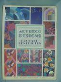 【書寶二手書T6/設計_YKF】Art Deco Designs_ Edouard Benedictus