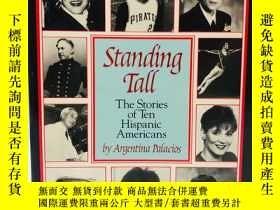 二手書博民逛書店Standing罕見Tall: The Stories of T