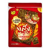 小浣熊烤海苔-經典辣味50g【愛買】