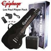 ★EPIPHONE★ Les Paul Special II 電吉他套裝組(黑)~限量!!