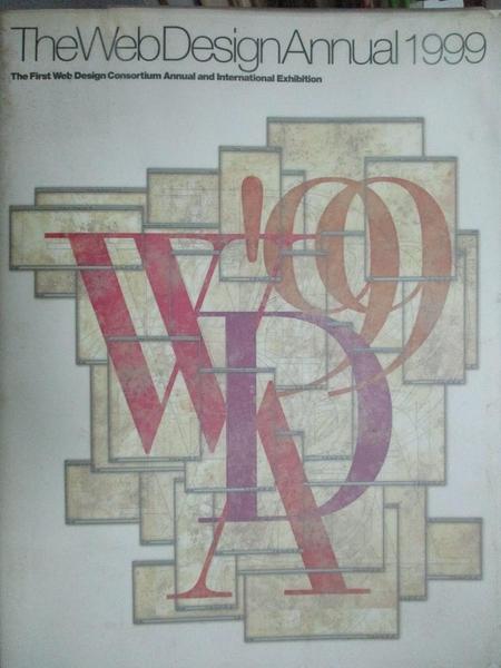 【書寶二手書T3/網路_ZAT】Web design annual : the ... Web Design Conso