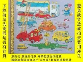 二手書博民逛書店Cars罕見and Trucks and Things That Go汽車與貨車 英文原版Y205621 Ri
